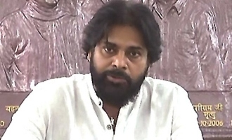 Breaking! Pawan Kalyan joins hands with Mayawati