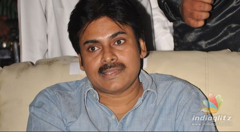 Pawan Kalyan enjoys latest movie