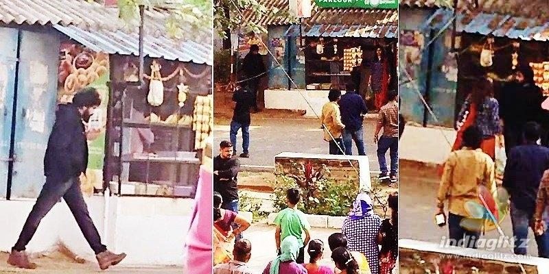 Pawan Kalyans Pic in pink remake leaked