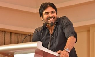 Pawan Kalyan Press Meet @ Chennai
