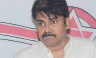 Pawan's convoy in accident, security guard injured