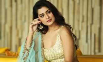 Payal Rajput's interesting role in 'Disco Raja' revealed