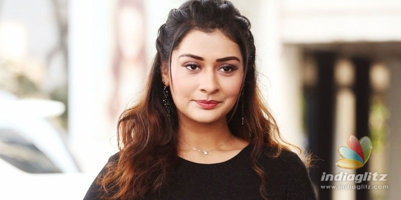 Payal Rajput cries, screams like a child during COVID-19 test