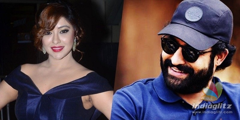 Oosaravelli actress praises NTR in giving respect to women