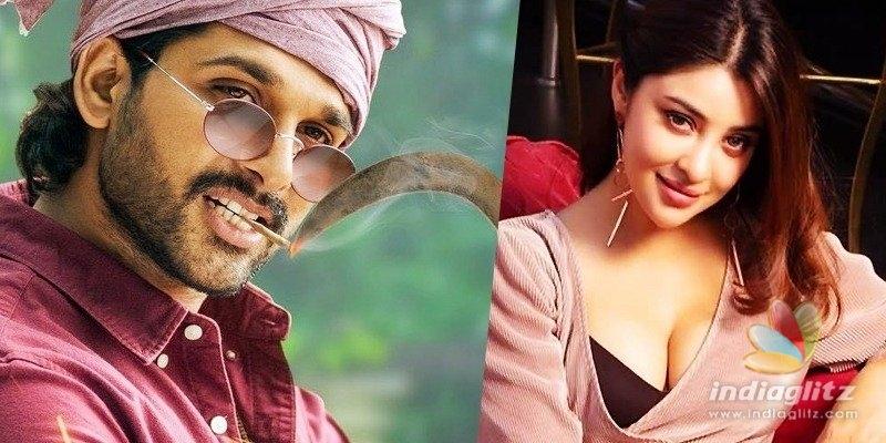 I went mad on watching Allu Arjuns movie: Payal Ghosh
