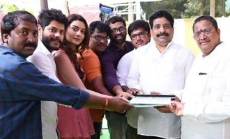 Payal Rajput 'RDX' Movie Opening