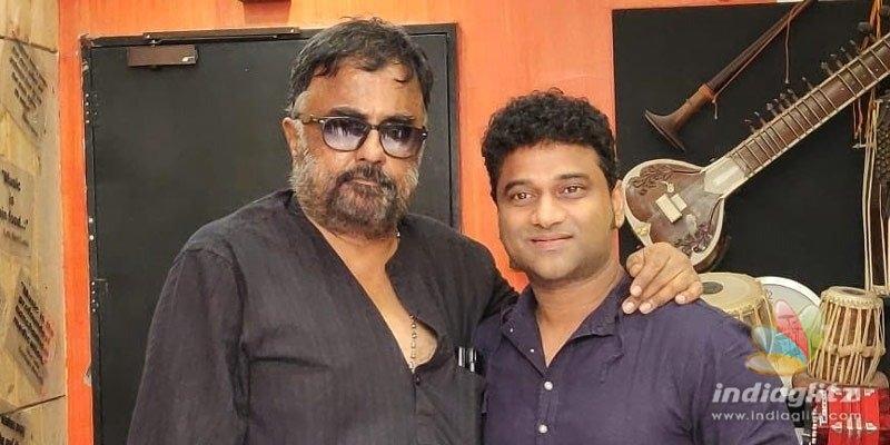 PC Sreeram gung-ho about DSPs songs for Rang De