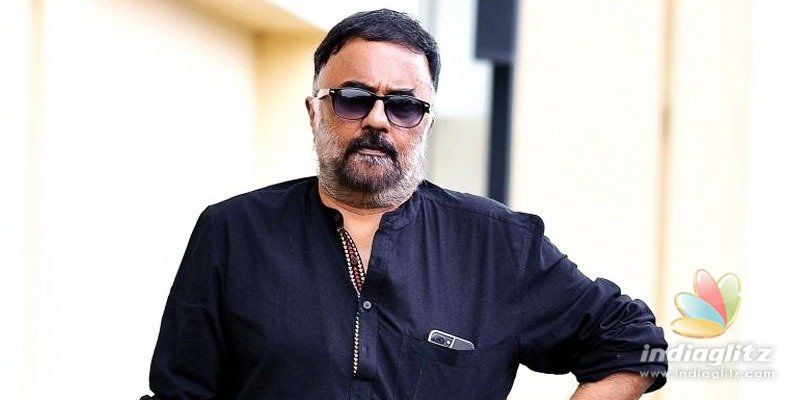 Legendary PC Sreeram rejects film because of controversial actress
