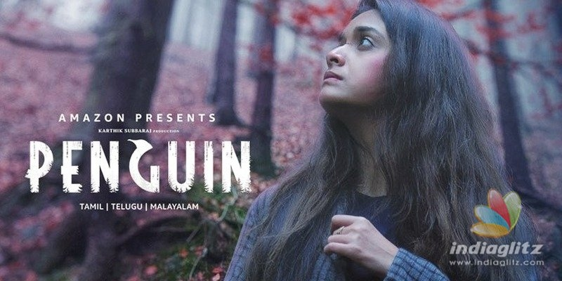 Penguin Trailer: Keerthy Suresh has to fight the mystery