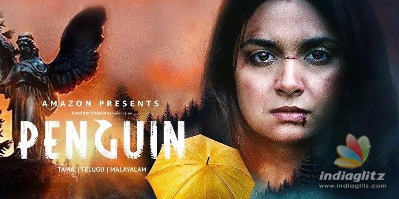 Penguin doesnt excite Telugu audiences!
