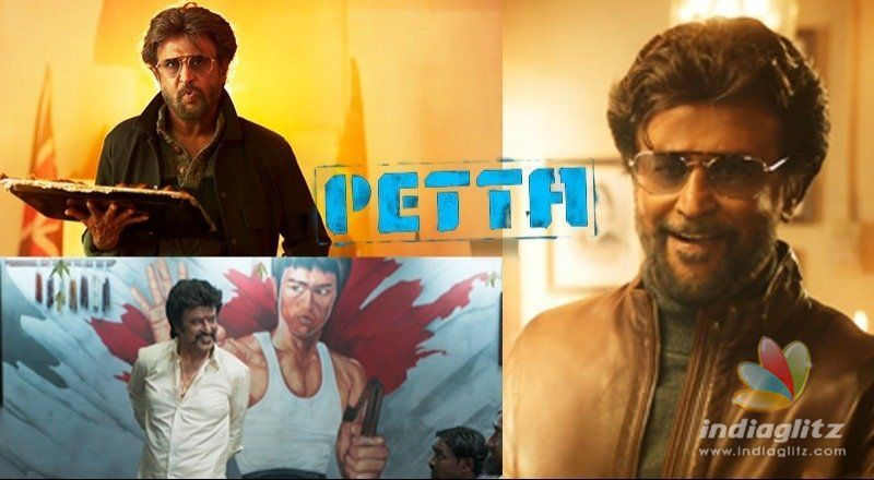 Meaning of Marana Mass - Thalaivar's 'Petta' teaser review