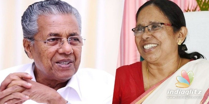 Shocking! Pinarayi Vijayan drops Shailaja Teacher