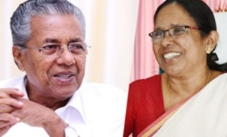 Shocking! Pinarayi Vijayan drops Shailaja Teacher