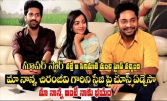 O Pitta Katha Movie Team Exclusive Interview | Viswanth | Nithya Shetty | Sanjay