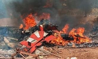 Two stunt planes collide in Bengaluru, pilot dead