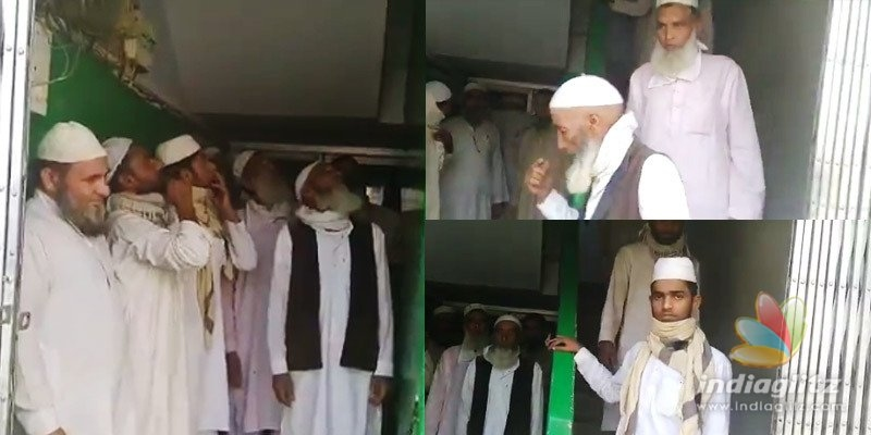 Police raid brings out 12 Tablighi Jamaat members hiding in mosque