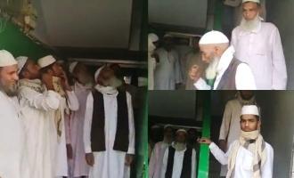 Police raid brings out 12 Tablighi Jamaat members hiding in mosque