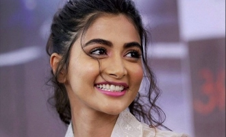 Pooja Hegde is on a double hat-trick