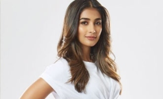 Pooja Hegde worked hard to mouth long lines
