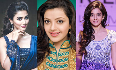 Pooja, Kajal, Rakul top it; Sai Pallavi trails