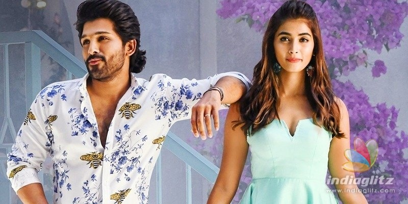 Allu Arjun and I put our heart to shoot the song: Pooja Hegde