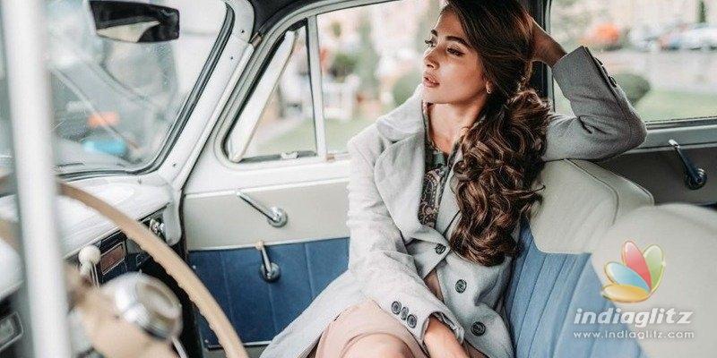 Pooja Hegde approached for Dhanushs bilingual