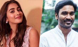 Pooja Hegde approached for Dhanush's bilingual