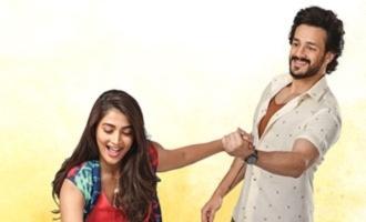 'Most Eligible Bachelor' Pic Talk: Akhil, Pooja Hegde have Diwali fun