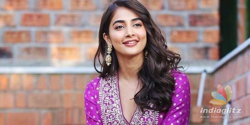 Pooja Hegde reacts smartly to troll asking her of a naked pic