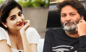 """Did Poonam Kaur target Trivikram Srinivas aka """"Guruji""""?"""