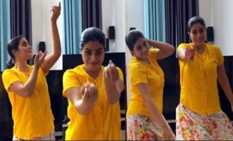 Dhee Champions Judge Poorna Super Dance at Home l Shamna Kasim l Actress Poorna House Inside View