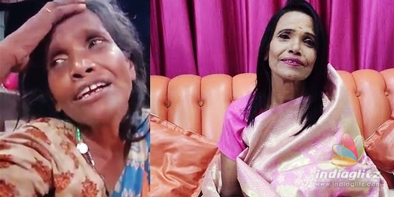 Old, poor woman debuts in Bollywood after video goes viral