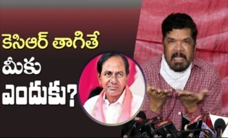 Why for you if KCR Drinks : Posani