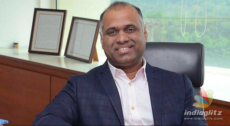 Businessman-cum- film producer PVP joins YSRCP