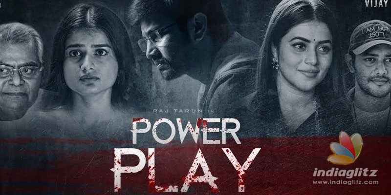 Power Play Trailer: Tense action and thrills