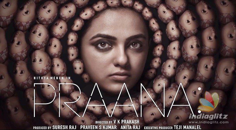Nithya Menens Praana finalizes its release date