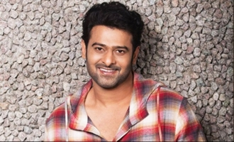 Prabhas makes observations about 'Mehbooba', Akash