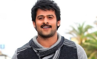 Prabhas to launch film Trailer