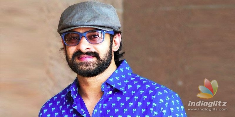 After 4 Cr, Prabhas donates another Rs 50 lakh!
