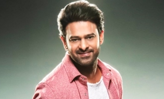 Prabhas pledges Rs 1 Cr