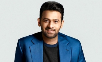 Nation lauds Prabhas for biggest celeb contribution