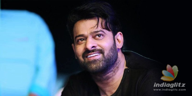 Is Prabhas looking at a sci-fi next?