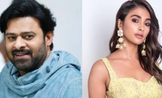 'Radhe Shyam': Prabhas, Pooja Hegde wear masks in viral pic