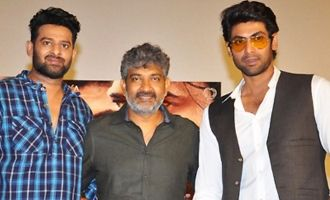 Prabhas, Rajamouli, Rana to come together for 'coffee'