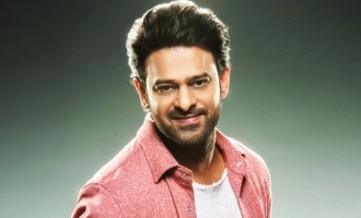 Prabhas proves his immense stamina on TV!