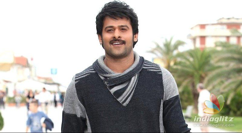 Prabhas wanted to dance for a superstars song at Sangeet