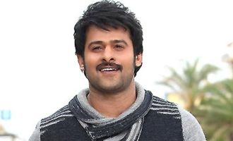 Prabhas wanted to dance for a superstar's song at Sangeet