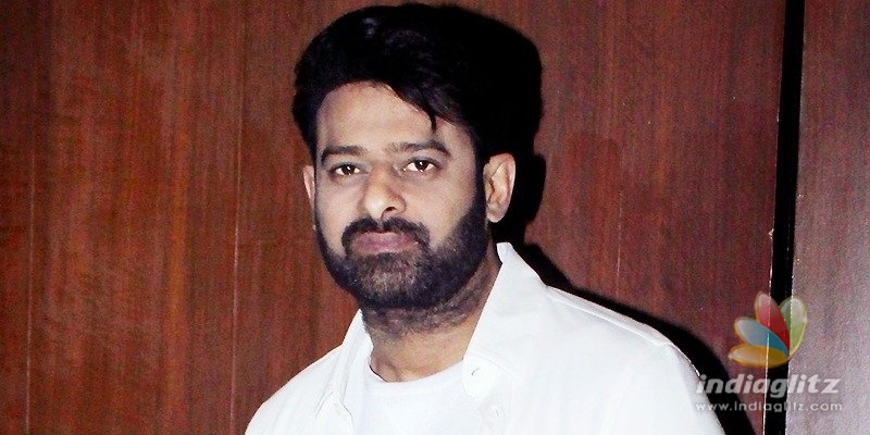 Caller dupes actress in name of Prabhas film, director complains