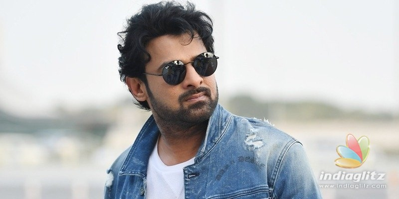 Fitness is a way of life for Prabhas