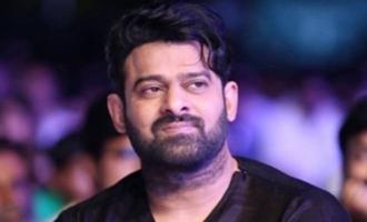 Prabhas wishes 'dear' director